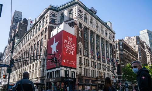 Macy's flagship store